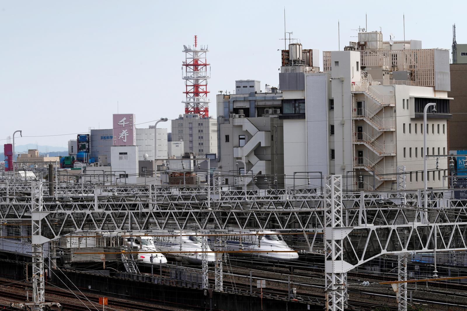 """ญี่ปุ่นเตรียมหยุด-ยกเลิก """"ระบบคมนาคมขนส่ง-ห้างสรรพสินค้า"""" รับมือซูเปอร์ไต้ฝุ่นฮากิบิส"""