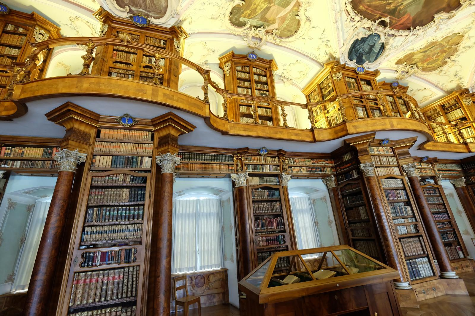 ดูเพลินๆ | Abbey library  ห้องสมุดมรดกโลก | เที่ยวให้สุด สมุดโคจร EP.2
