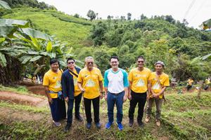 เห็นผลจริง! ศาสตร์พระราชา ฟื้นคืนธรรมชาติ ดิน น้ำ ป่า มอบชีวิตใหม่เกษตรกรไทย