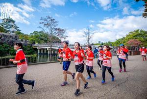 """16 ชาติ วิ่ง กิน เที่ยว """"KILORUN OSAKA 2019"""" แลกเปลี่ยนวัฒนธรรมอาหารไทย-ญี่ปุ่น"""