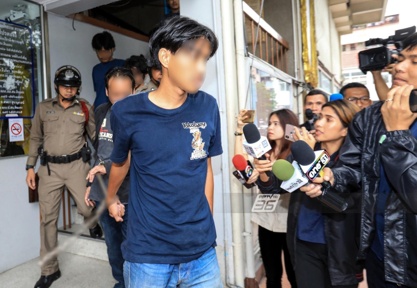 ศาลให้ประกันตัว 2 วัยรุ่นรุมโทรมสาว คนละ 3.5 แสนบาท