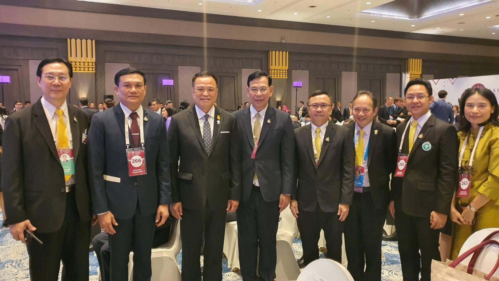 ไทยเปิดศูนย์อาเซียนผู้สูงอายุ ในการประชุมสุดยอดผู้นำฯ
