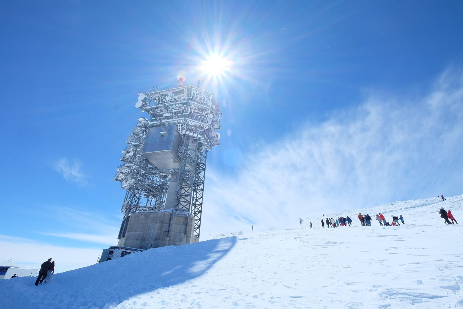 """ชมวิวพาโนราม่าเทือกเขา """"ทิตลิส (Titlis)"""" ดินแดนในฝันสวิตเซอร์แลนด์"""