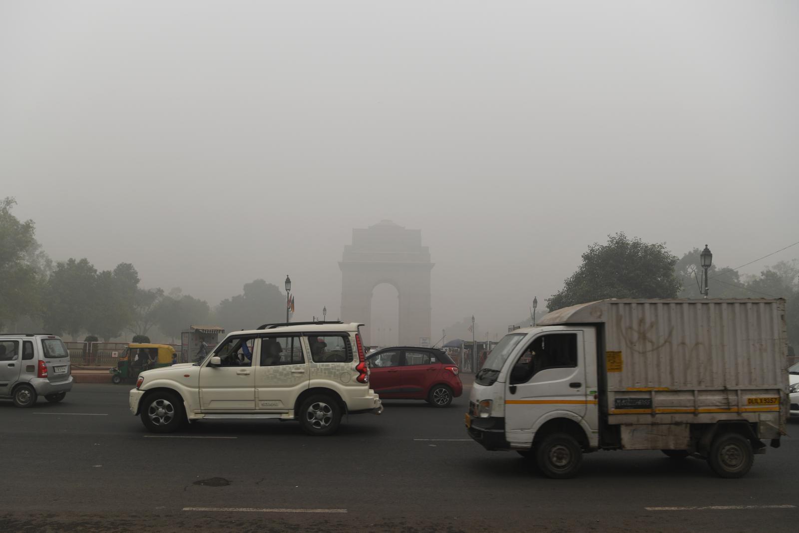 เกินมนุษย์จะทนได้! มลพิษทางอากาศอินเดีย เข้าขั้นวันกฤตหนัก