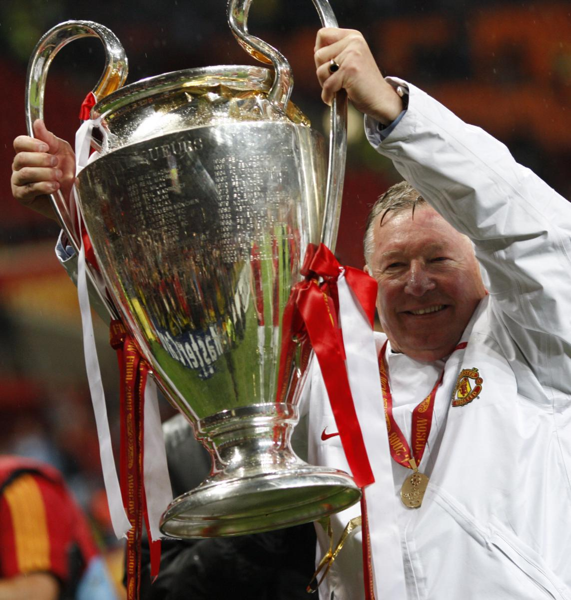 "ON THIS DAY ""Sir Alex Ferguson"""