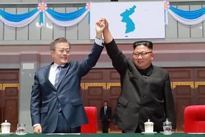 """ผลสำรวจชี้ """"เกาหลีใต้"""" พร้อมช่วย """"เกาหลีเหนือ"""" หากทำสงครามกับ """"ญี่ปุ่น"""""""