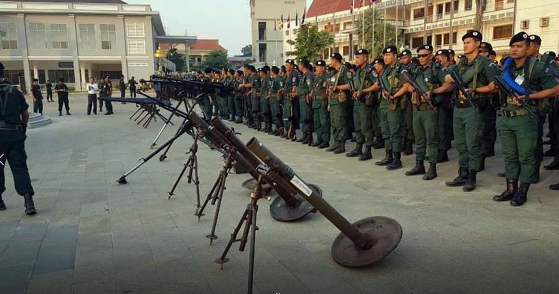 """กัมพูชา ส่ง """"พลซุ่มยิง-รบพิเศษ"""" ตรึงเข้มชายแดนสกัดกลุ่มหนุน""""สม รังสี"""""""