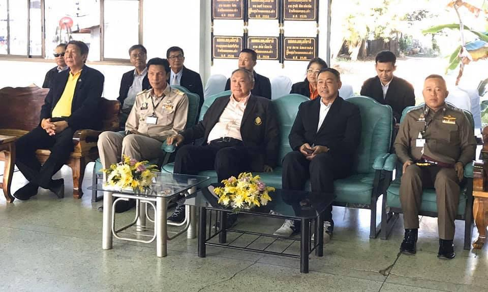"""รับสมัครเลือกตั้งซ่อมเขต 7 ขอนแก่น """"เพื่อไทย"""" เบอร์ 1 """"พลังประชารัฐ"""" เบอร์ 2"""