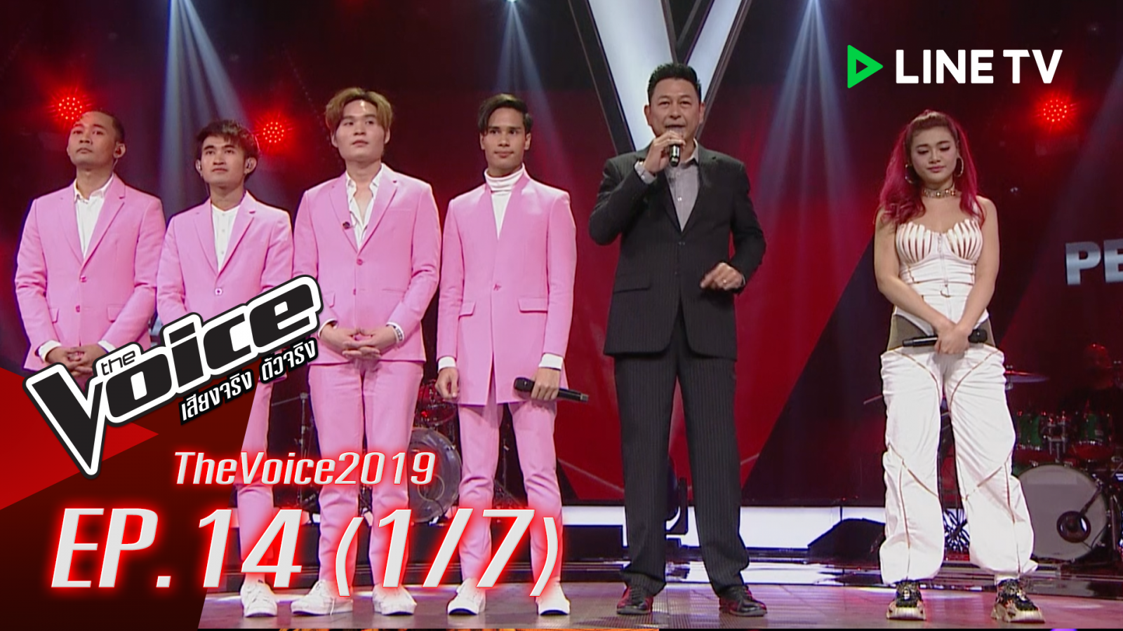 The Voice 2019 | EP.14 | Semi Final | 16 ธ.ค. 62