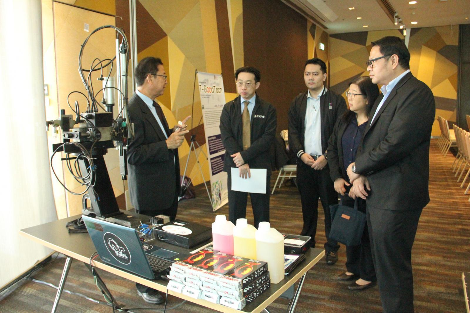 กสอ.จับมือ มจพ. พัฒนาผู้ประกอบการอุตสาหกรรมไทย สู่อุตสาหกรรม 4.0