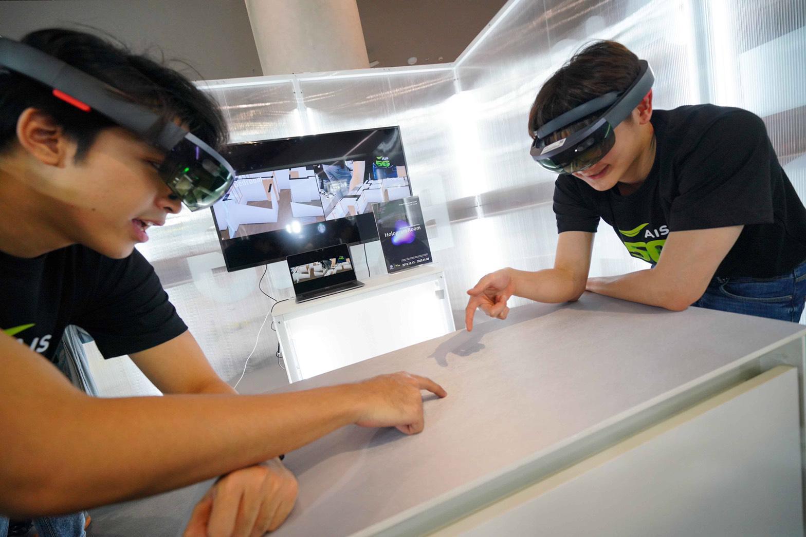 จัดเต็มนวัตกรรม 5G จาก เอไอเอส ผู้นำเบอร์หนึ่งของไทย