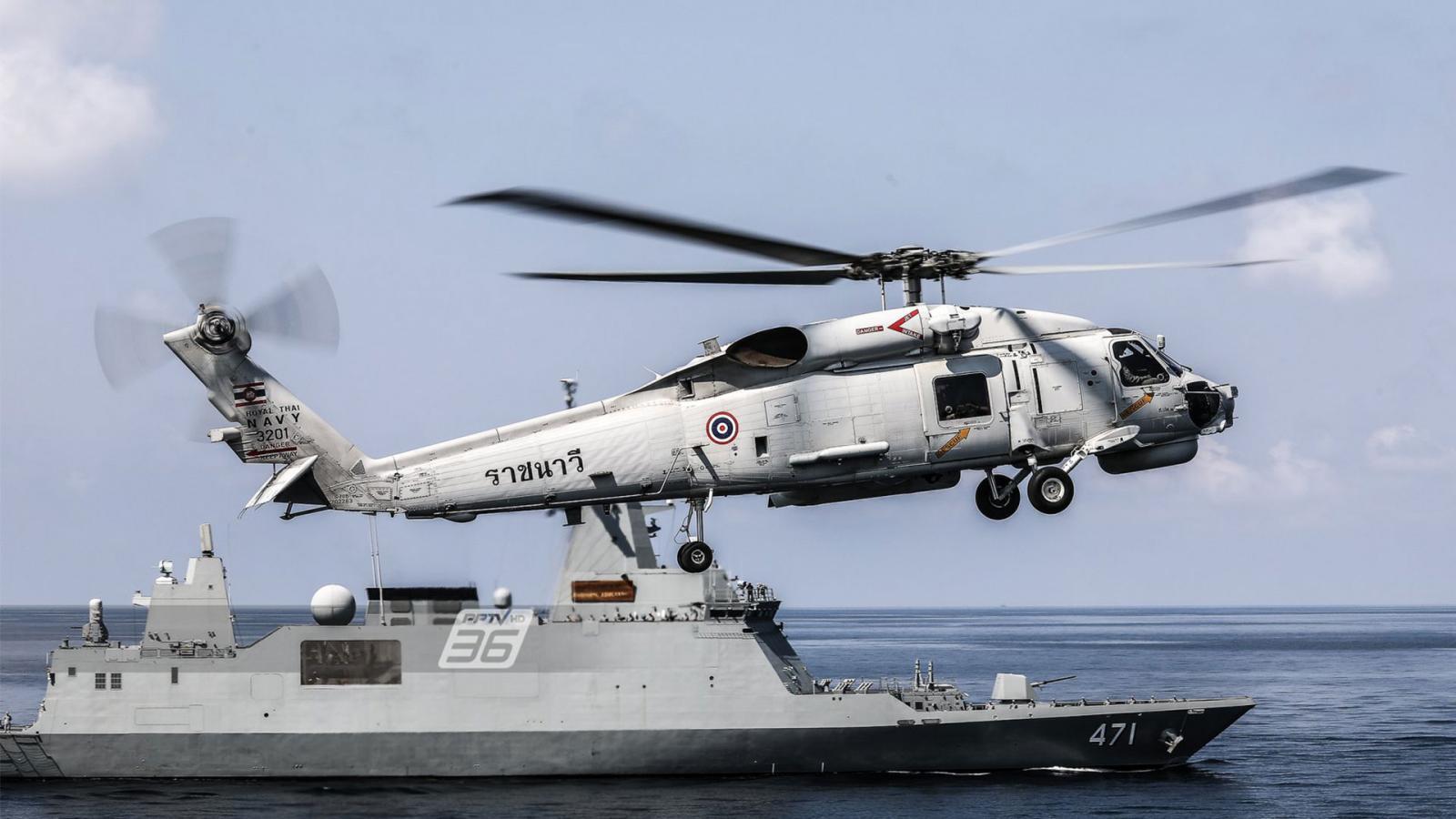 เปิดปฏิบัติการฝึกกองเรือ เตรียม รับมือสถานการณ์ฉุกเฉิน-ภัยพิบัติ