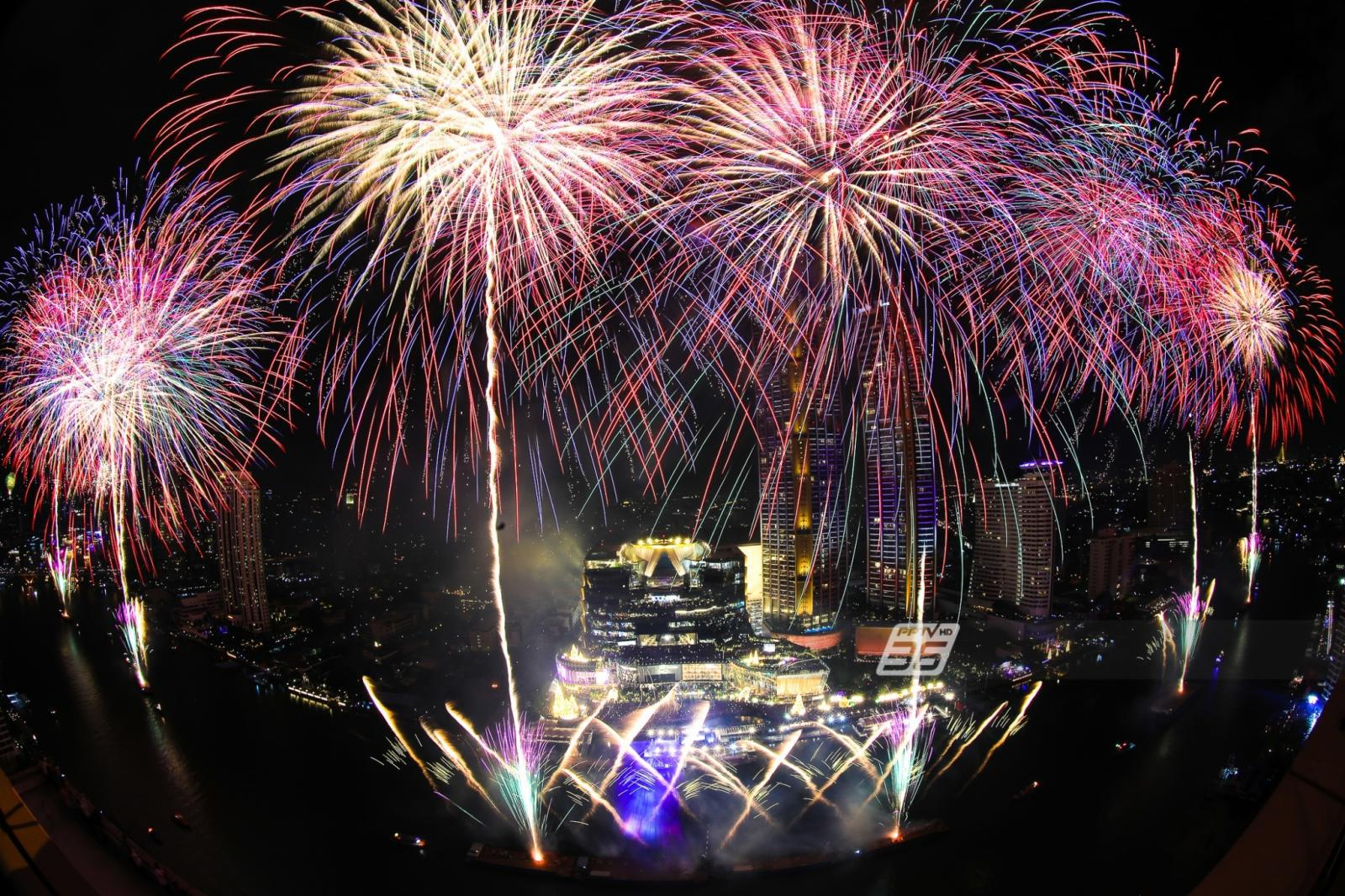 สุดยิ่งใหญ่! ทั่วประเทศเคาท์ดาวน์ ส่งท้ายปีเก่า-ต้อนรับปีใหม่ 2563