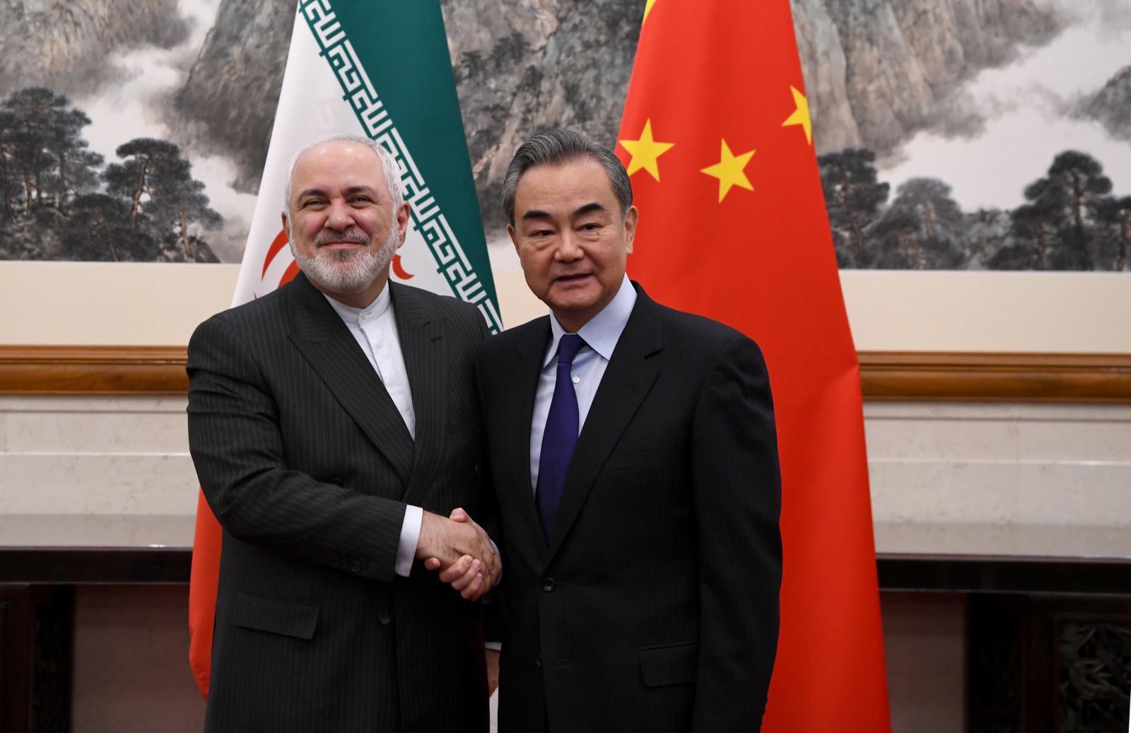 """""""จีน"""" ยื่นมือช่วย """"อิหร่าน"""" รักษาสันติภาพในตะวันออกกลาง"""