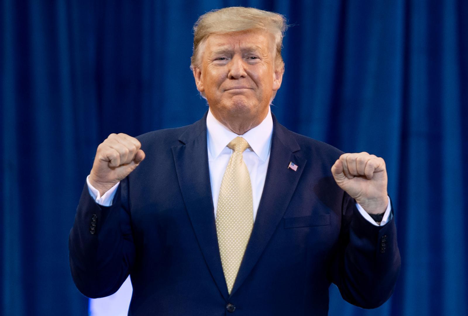 """7 ม.ค. 2332 สหรัฐมีประธานาธิบดีคนแรก ยาวนานถึง """"ทรัมป์"""" ครบรอบ 231 ปี"""
