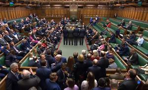 รัฐสภาอังกฤษไฟเขียวร่างกฎหมายเบร็กซิท
