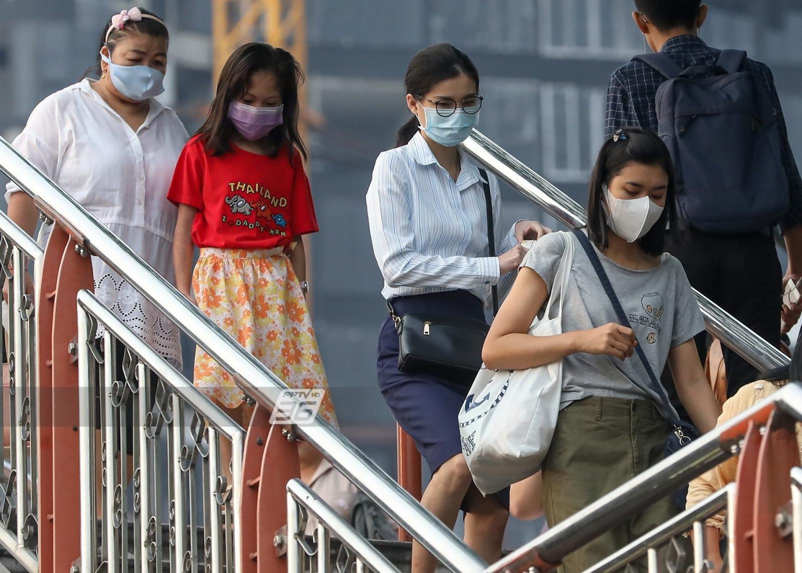 ปลัดกทม. เผย 4 เดือน พบผู้ป่วยจาก PM2.5 เกือบ 4 หมื่นราย