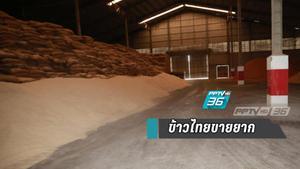 สมาคมผู้ส่งออกข้าวไทย ชี้ ข้าวไทยขายยาก พิษเงินบาทแข็งราคาสูงกว่าคู่แข่ง