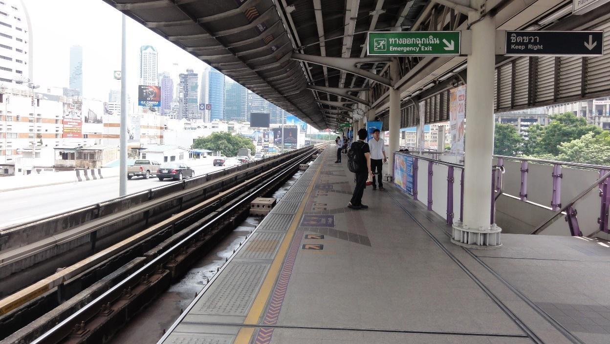 เปิดแผนปิดปรับปรุงสถานีบีทีเอสตากสิน  3 ปี 4 เดือน
