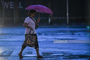 กทม.-ปริมณฑลมีฝนบางพื้นที่ เหนือ – อีสานเริ่มเย็นลง