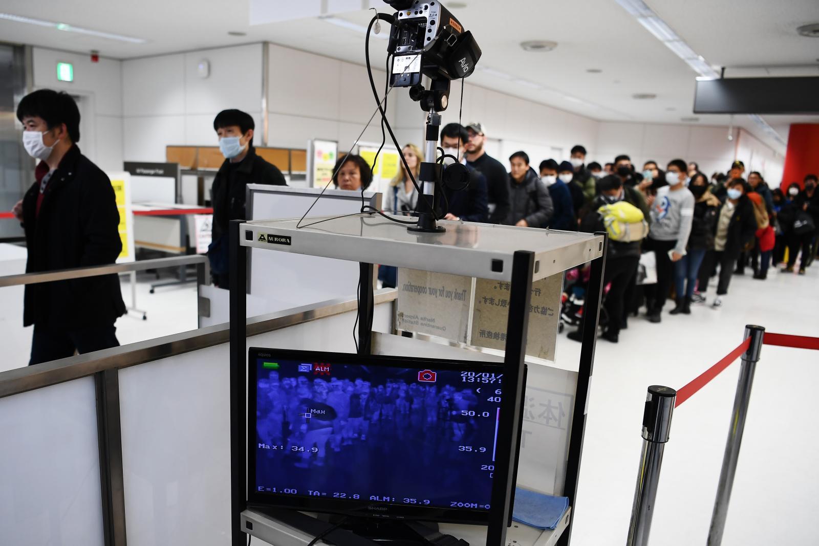 5 สนามบินหลัก สแกนผู้โดยสารจากเมืองกวางโจว100% คุมเข้มไวรัสโคโรนา
