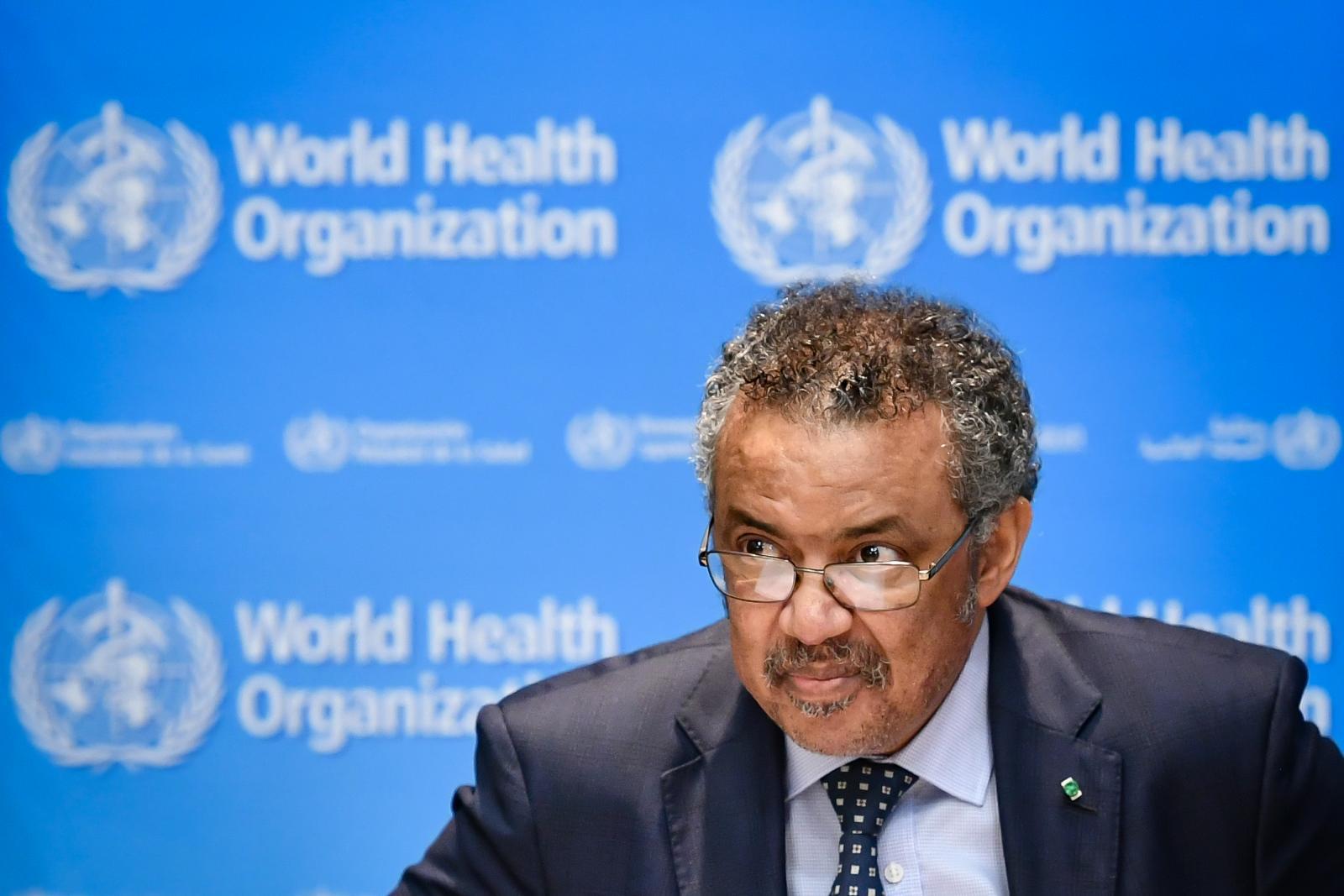 """ผอ.องค์การอนามัยโลก บินด่วน ถกรัฐบาลจีน รับมือ """"ไวรัสโคโรนา"""" แพร่ระบาด"""