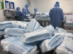 """ไวรัสโคโรนา : ไต้หวัน สั่งลดราคาหน้ากากอนามัย เพื่อช่วยปชช.ป้องกัน """"ไวรัสโคโรนา"""""""