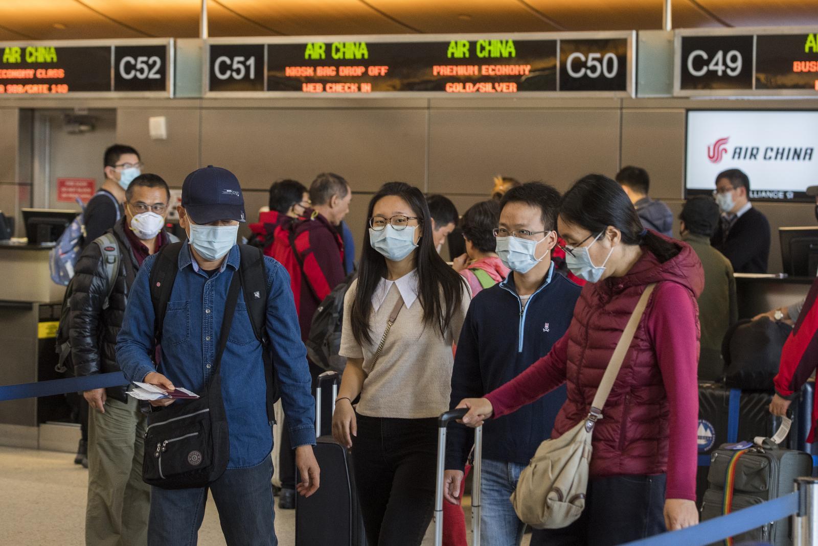 """สหรัฐฯ พบผู้ติดเชื้อ """"ไวรัสโคโรนา"""" จากคนสู่คนรายที่ 2"""