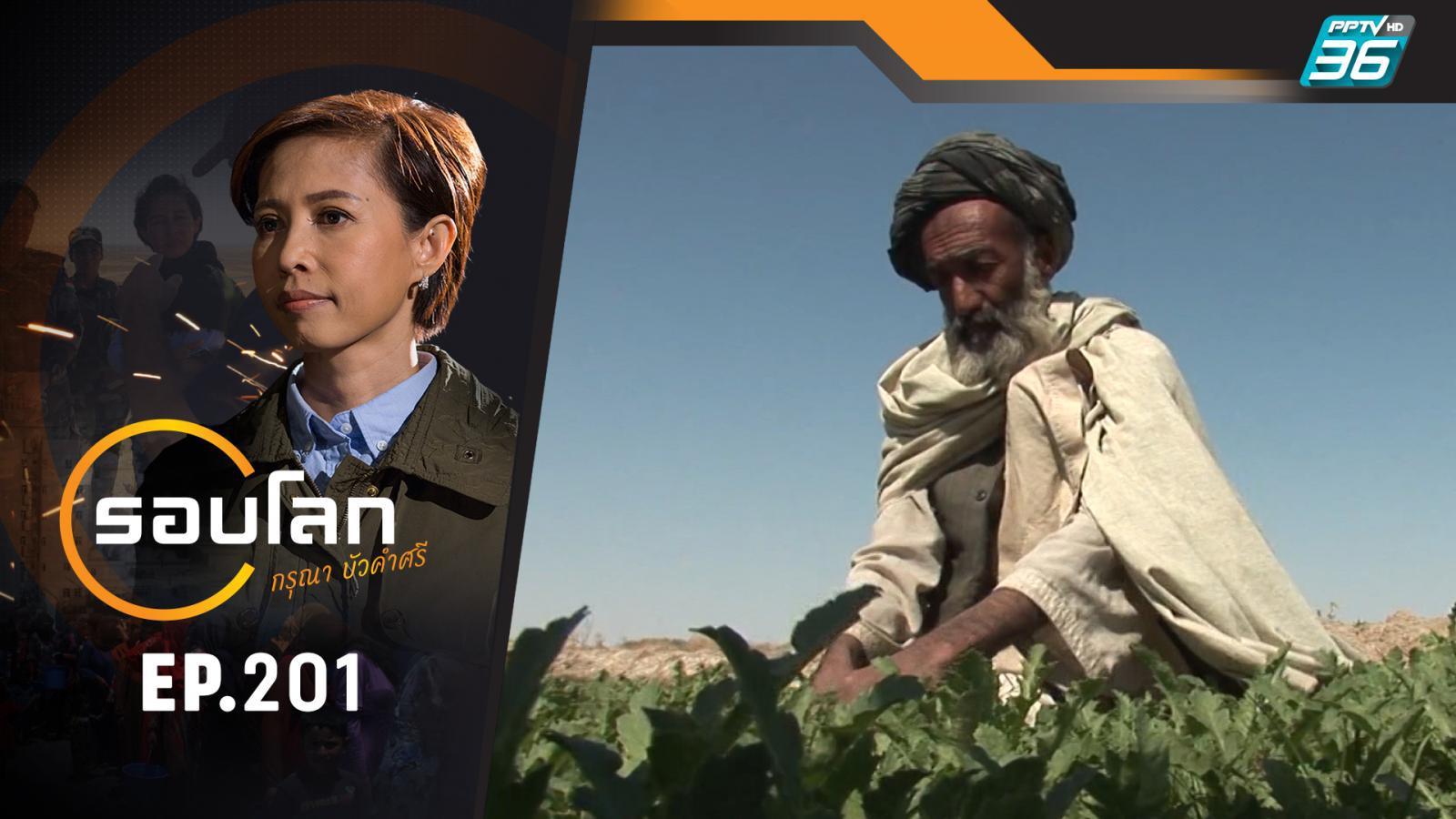 รอบโลก by กรุณา บัวคำศรี ตอน ดอกไม้มฤตยู : อัฟกานิสถาน
