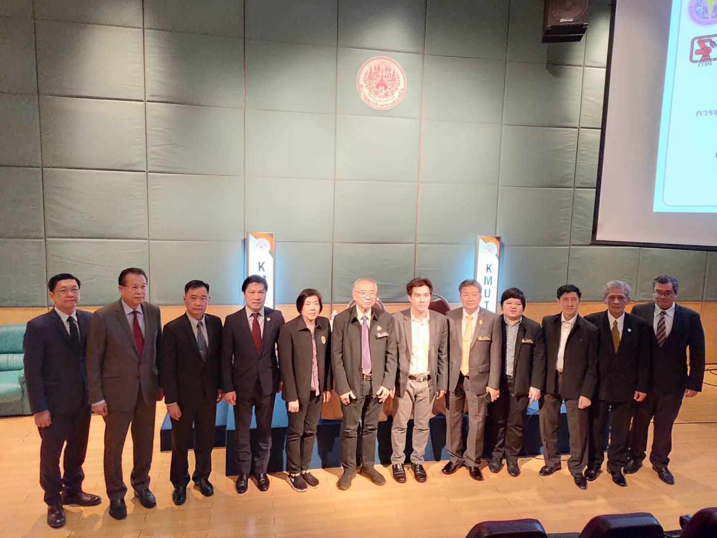 มจพ.เน้นผลิตบัณฑิตวิศวะซ่อมบำรุงอากาศยาน ขานรับอุตสาหกรรมไทยแลนด์4.0