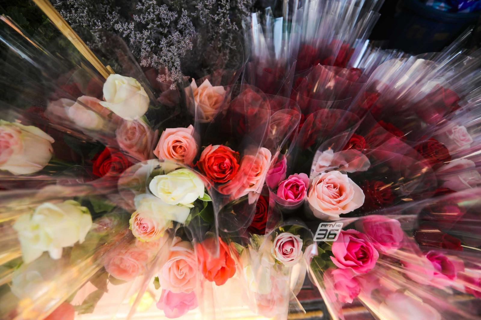 5 ดอกไม้ยอดฮิตปากคลองตลาด พร้อมความหมาย