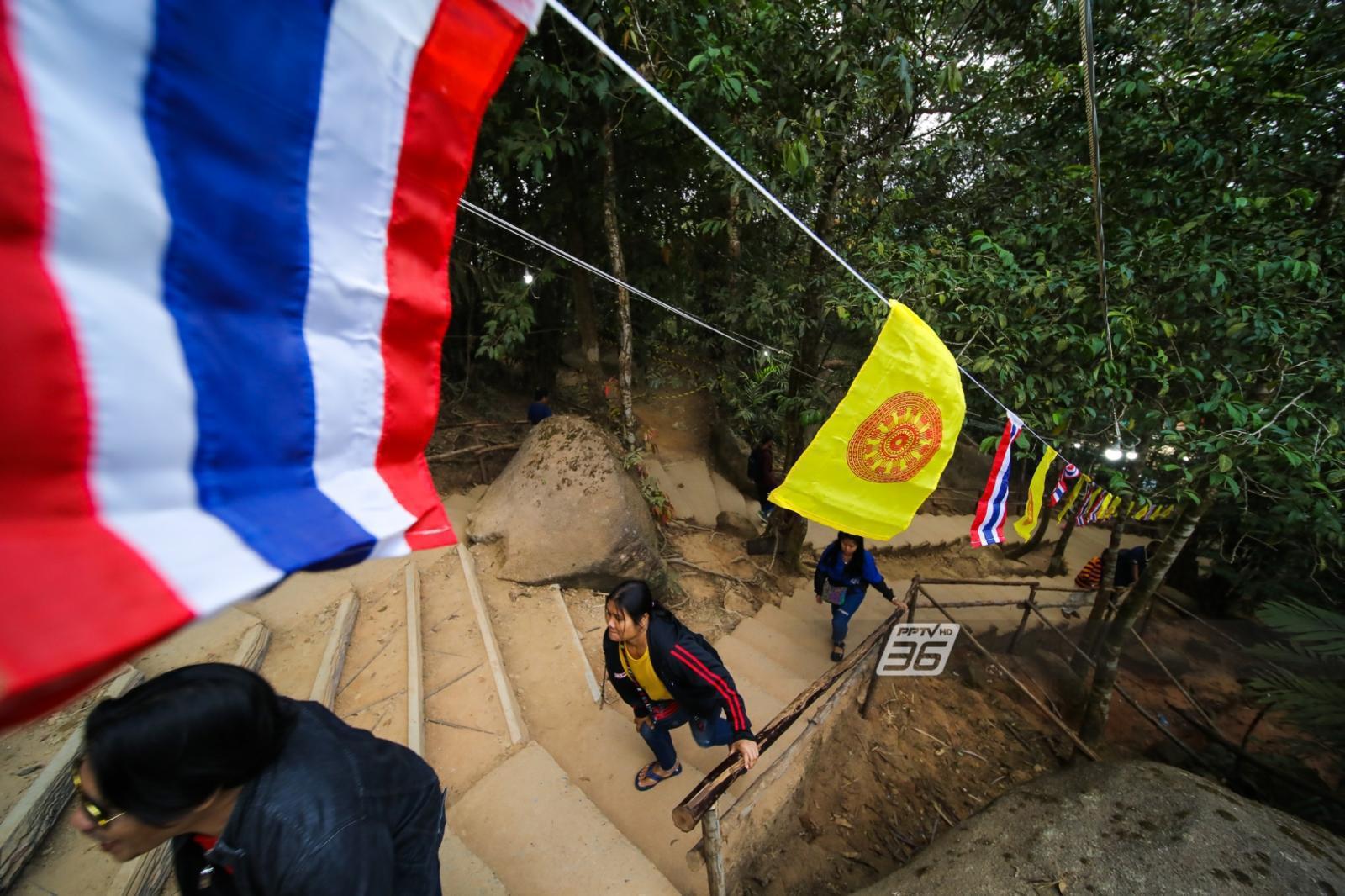 รีวิว ขึ้นเขาคิชฌกูฏ เดินแสวงบุญบนยอดเขา 1,050 เมตรจากระดับน้ำทะเล
