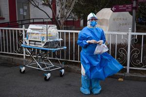 จีนพบผู้ติดเชื้อไวรัสโควิด-19 ในหูเป่ย์ เพิ่มขึ้น 630 คน