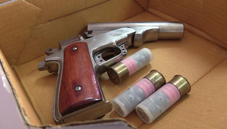ตร.นครศรีฯกางบัญชีตามรวบลูกค้าสั่งปืนเถื่อนออนไลน์ พบหลวงพี่สั่งซื้อด้วย