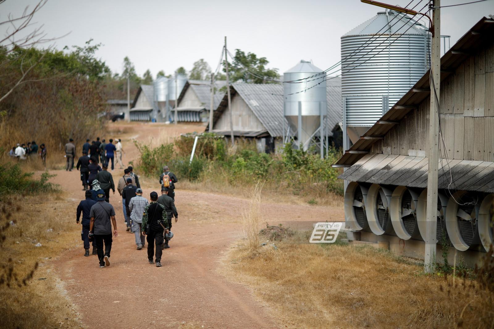 """ส.ป.ก.เตรียมพัฒนาที่ดินฟาร์มไก่ """"เอ๋ ปารีณา"""" ให้เกษตรกรใช้ประโยชน์"""