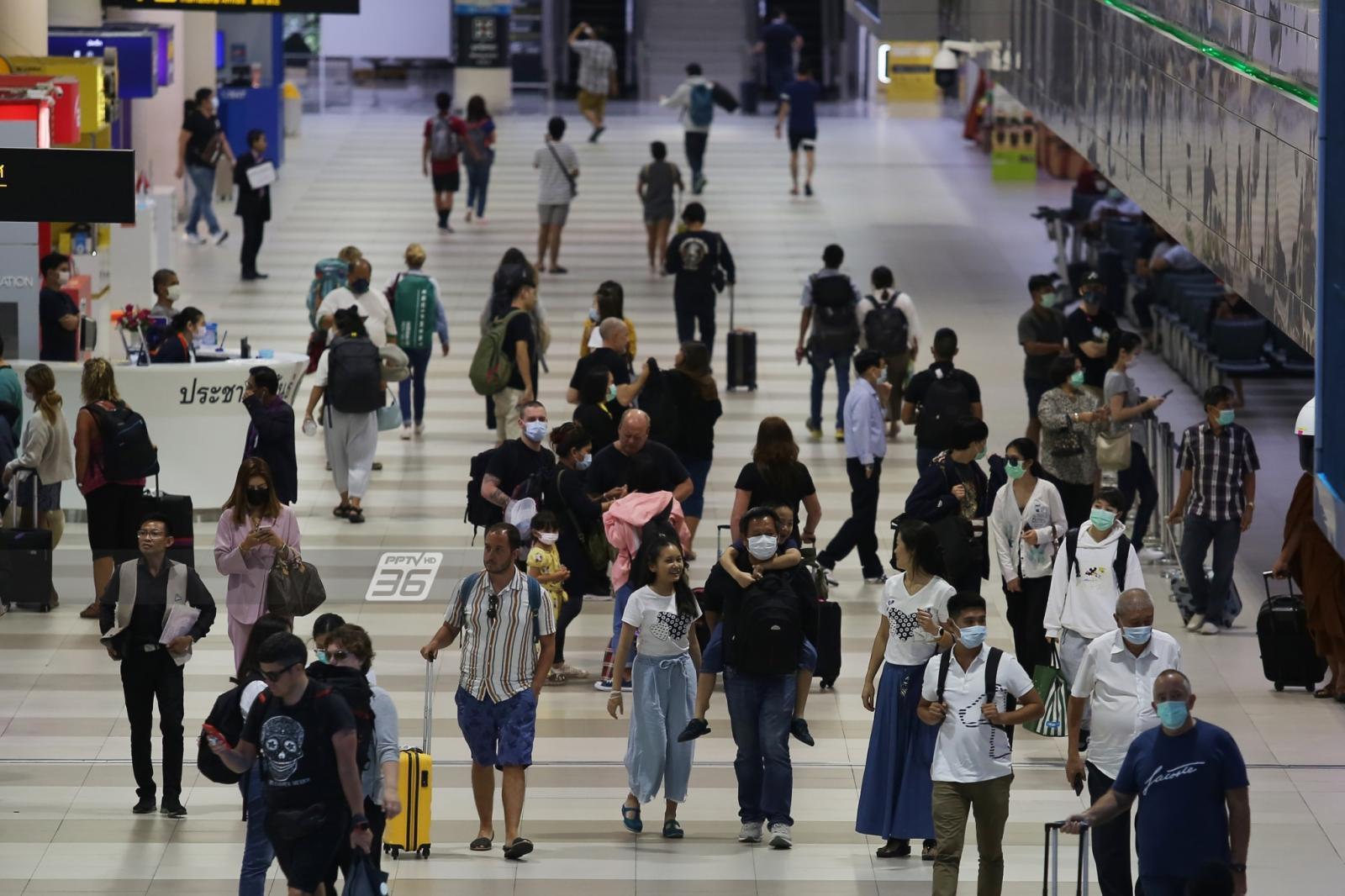 ผู้เดินทางจากประเทศเสี่ยง ต้องมีใบรับรองแพทย์ - สายการบินจ่ายค่ากักตัว