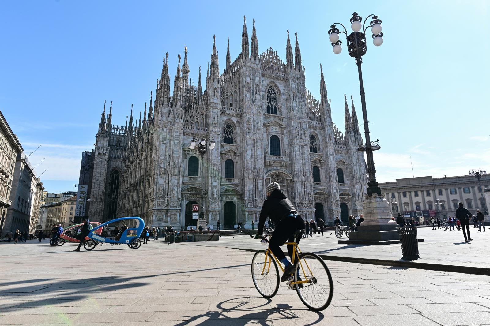 อิตาลีสั่งปิดแคว้นทางเหนือ กักตัวประชาชน 16 ล้านคน
