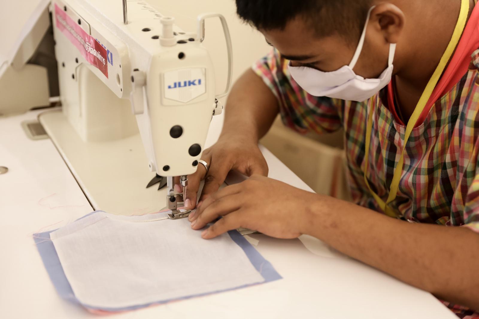 """วันสยาม และไอคอนสยาม ชวนคนไทยร่วมโครงการ""""ไทยช่วยไทย รณรงค์ใช้หน้ากากผ้า"""" ร่วมแรงร่วมใจ ก้าวผ่านวิกฤติการณ์ไปด้วยกัน"""