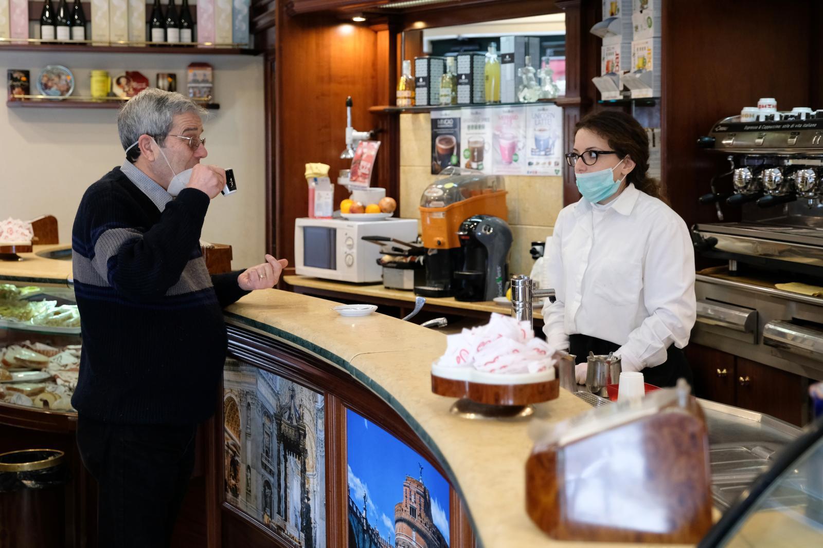 บุคลากรการแพทย์อิตาลีติดเชื้อโควิด-19 อย่างน้อย 2,629 ราย