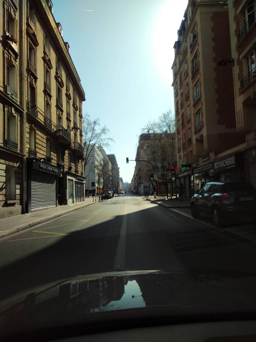 """ให้ภาพเล่าเรื่อง """"กรุงปารีส"""" ในสถานการณ์โควิด-19"""