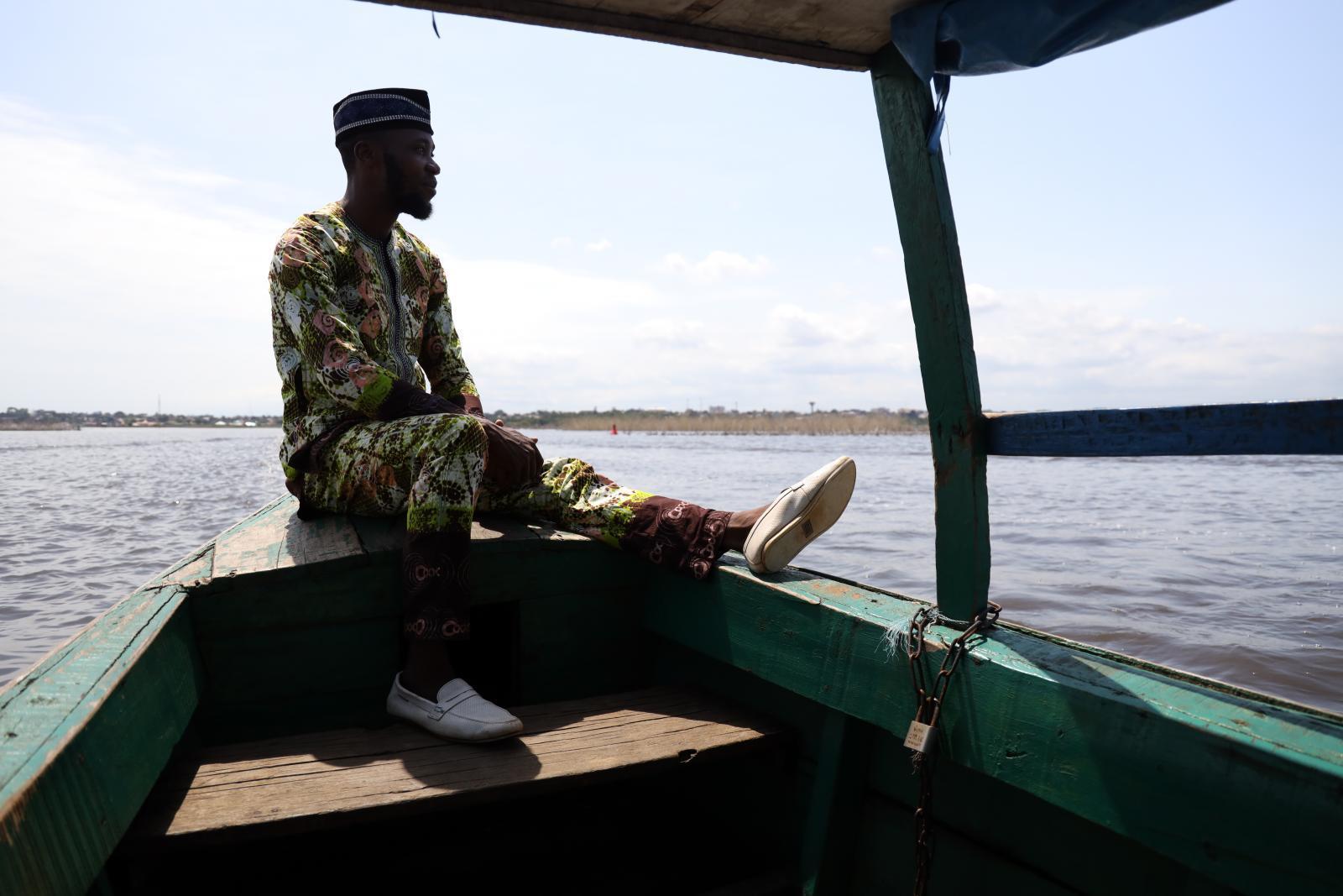 """""""เก่ง-ฝ้าย"""" บุกตะลุยถิ่นแอฟริกาตะวันตก เปิดชีวิตลึกลับ """"หมอผีวูดู"""" ใน """"ปักหมุดสุดขอบโลก"""" ซีซั่นใหม่"""