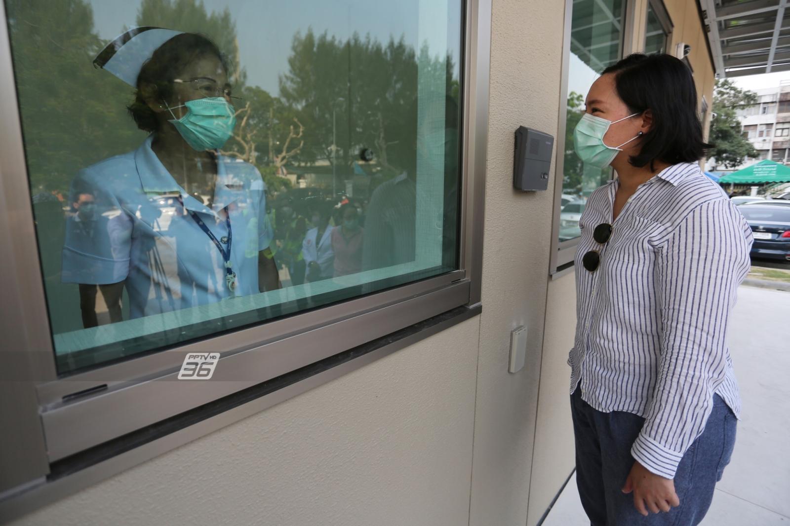 นวัตกรรม ห้องคัดกรองและตรวจผู้ที่มีความเสี่ยง โควิด-19 ลดเสี่ยงให้บุคลากรการแพทย์