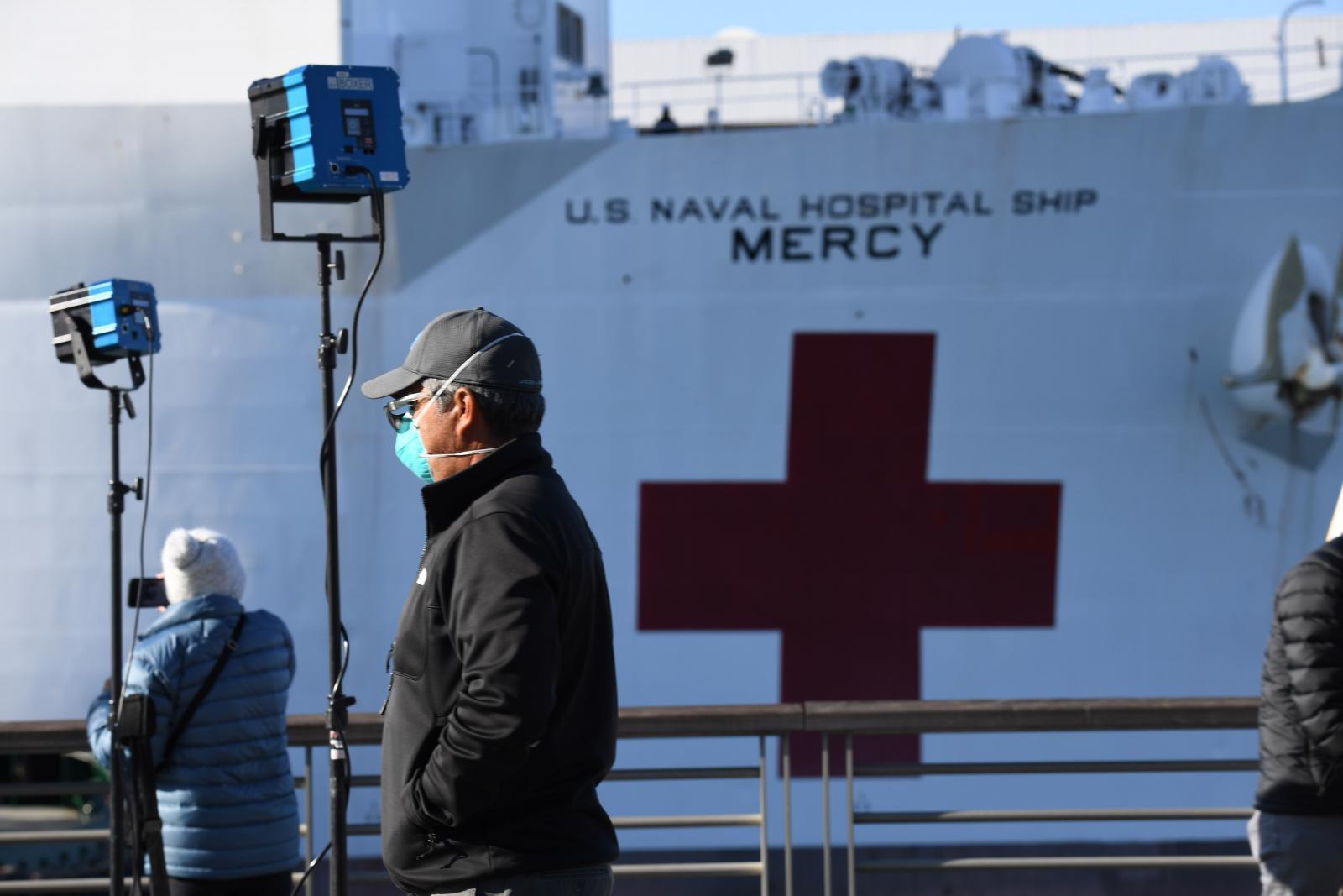 สหรัฐฯ ติดเชื้อโควิด-19 ทะลุ 200,000 คน