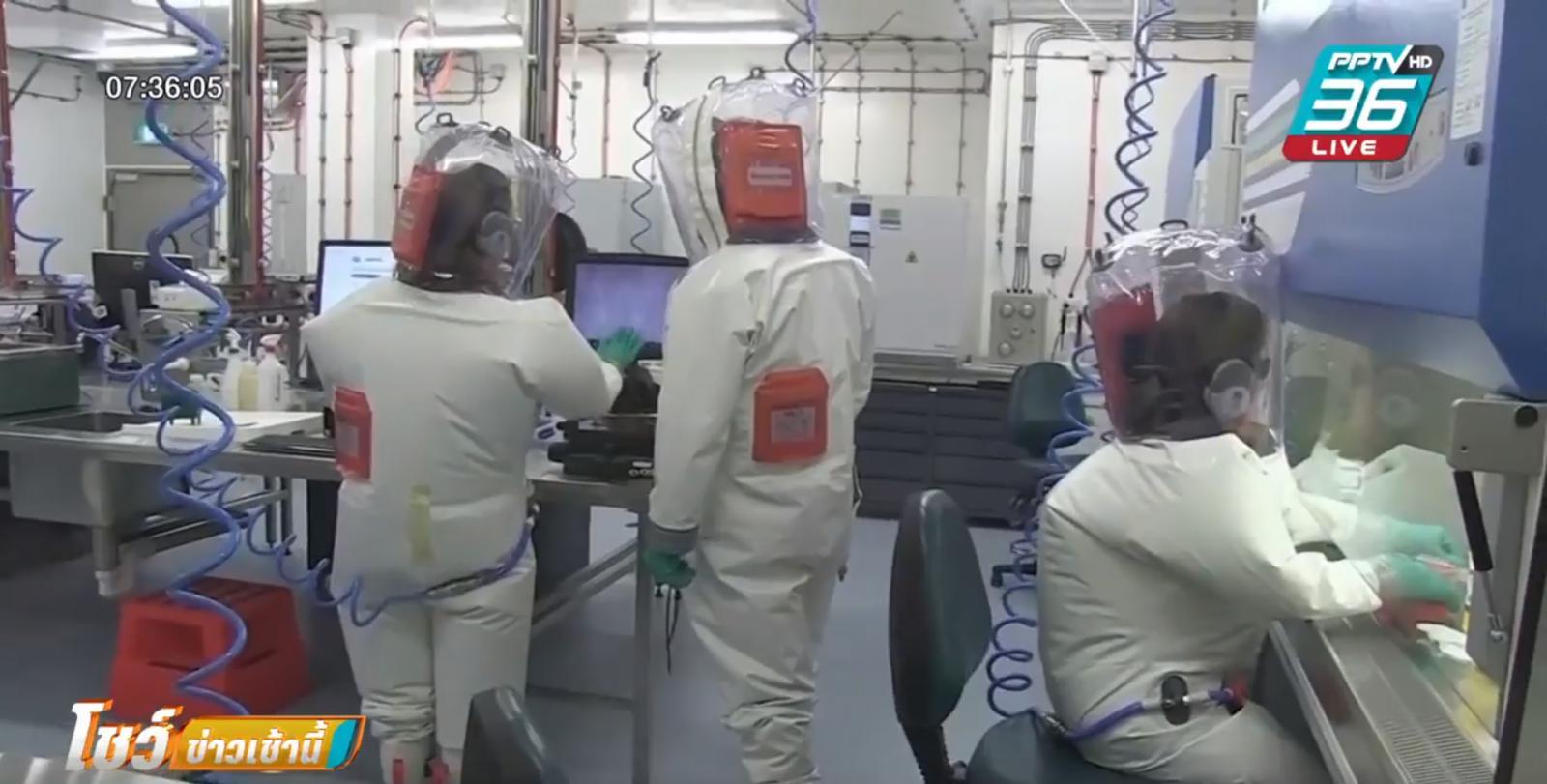 ข่าวดี! นักวิทย์ออสเตรเลีย เริ่มทดสอบวัคซีนโควิด-19 ในสัตว์