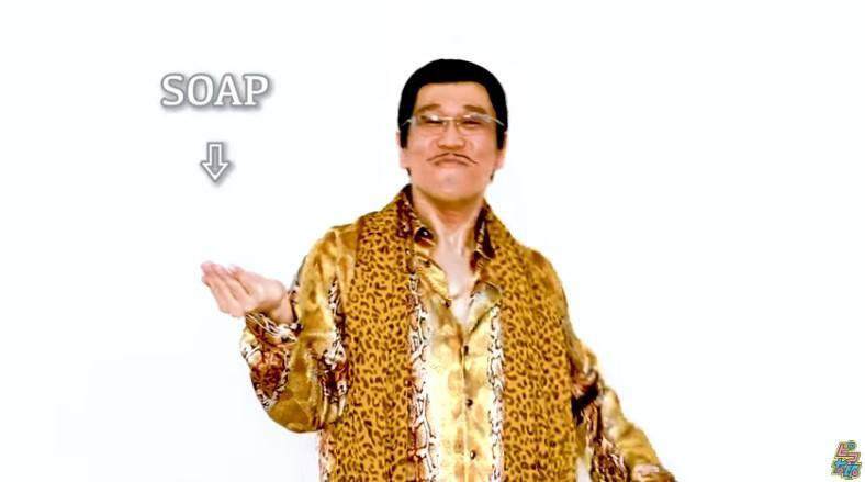 PPAP พิโกะทาโร่ ออกซิงเกิ้ลใหม่ชวนล้างมือสู่โควิด-19
