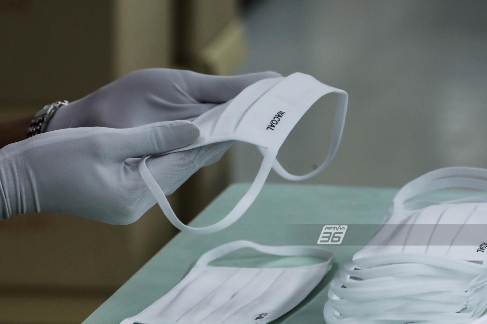 """""""เอไอเอส"""" พัฒนาหุ่นยนต์ช่วยแพทย์รักษาโควิด - """"วาโก้"""" ผลิตหน้ากากผ้าแจก 2 แสนชิ้น"""