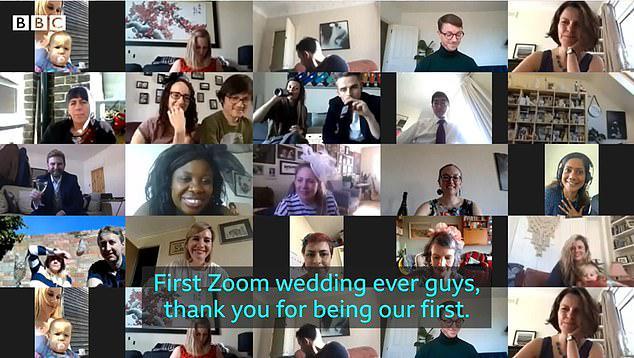 Virtual Wedding...แต่งงานออนไลน์ไม่ต้องกลัวโควิด-19