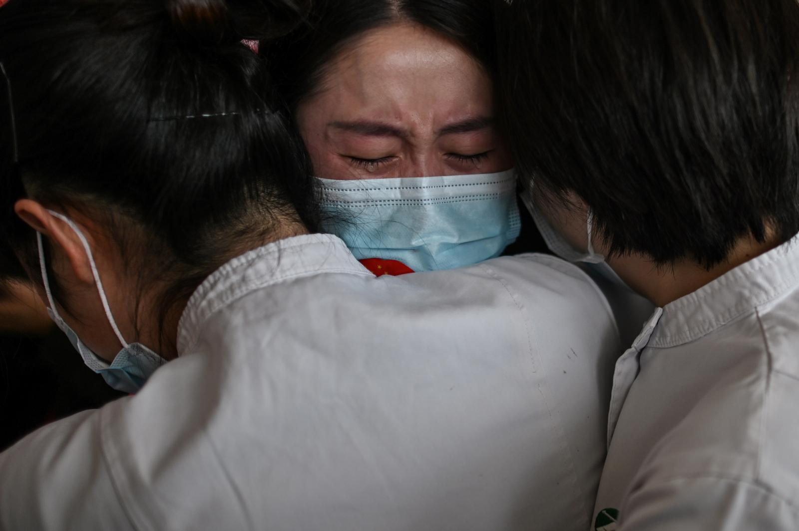 จีนพบผู้ติดเชื้อโควิด-19 สูงสุดในรอบ 1 เดือน
