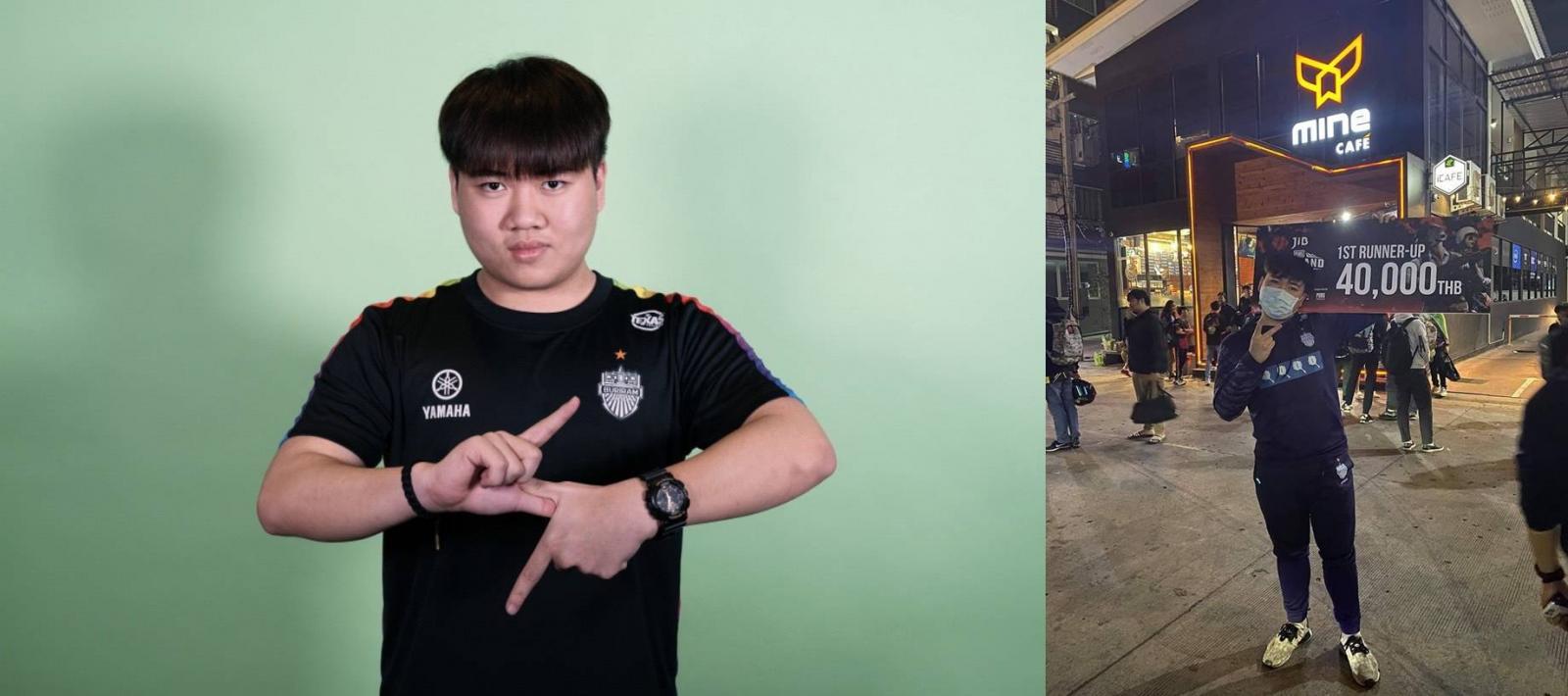 เด็กหอการค้า นักกีฬาอีสปอร์ตเบอร์ต้นของไทย เรียนรู้จากคำว่าแพ้ สู่ความสำเร็จ