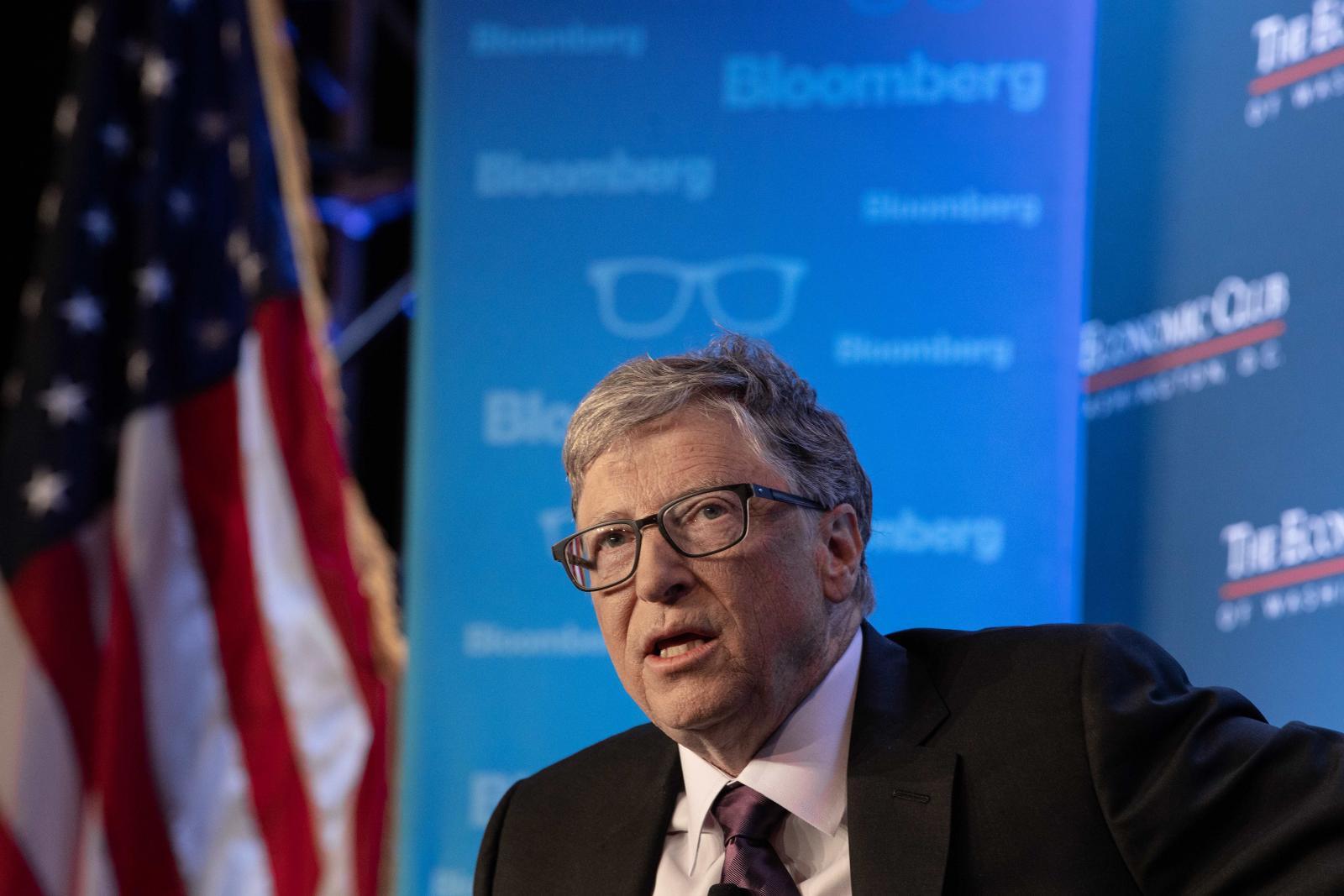 """""""บิล เกตส์"""" เพิ่มเงินสนับสนุนองค์การอนามัยโลก"""